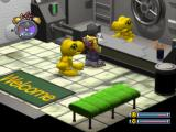 Digimon World PlayStation Here's Agumon's Job, here in the item shop