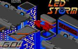 L.E.D. Storm Atari ST Title screen