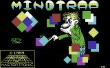Mindtrap Commodore 64 Title screen