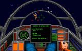 Wing Commander II: Vengeance of the Kilrathi DOS kilrathi attacking - MCGA/VGA