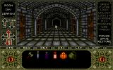 Elvira Atari ST Dungeon