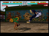 Tekken 3 PlayStation Say hello to Eddy Gordo, the first beat-em-up character to use realistic capoeira moves.