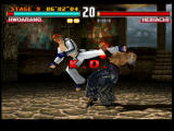 Tekken 3 PlayStation Beautiful knock out!