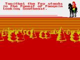 Doomdark's Revenge ZX Spectrum The Fey are well-suited to forests