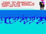 Doomdark's Revenge ZX Spectrum Mist should be avoided where possible