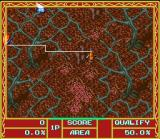 Cacoma Knight in Bizyland SNES Each level consists of drawing lines over the scene that provide a boundary to the magic