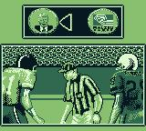 Madden 95 Game Boy The coin toss