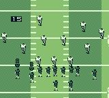 Madden 95 Game Boy The play