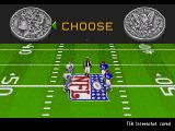 Madden NFL 95 Genesis Choose