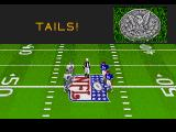Madden NFL 95 Genesis It is tails