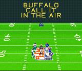 Madden NFL 95 SNES Call it in the air
