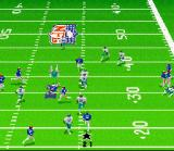 Madden NFL 95 SNES I am running the ball on return