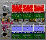Madden NFL 95 SNES Select your play