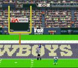 Madden NFL 95 SNES High steppin' to celebtrate my...