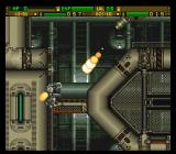 Front Mission: Gun Hazard SNES Even though it's a factory, it's still defended