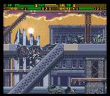 Front Mission: Gun Hazard SNES Once thriving cities fall under the power of the Wanzers