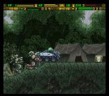 Front Mission: Gun Hazard SNES Chaos in the Mercenary camp
