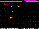 Voidrunner ZX Spectrum Early in the game.