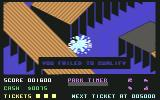 720º Commodore 64 I failed to qualify (U. S. Gold)