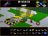 LEGO Stunt Rally Windows You have won that many goodies after finishing championship