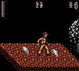 Indiana Jones and the Last Crusade: The Action Game Game Gear Careful where you step.
