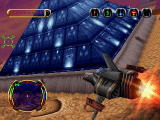 Invasion from Beyond PlayStation Mars Level - The Giant Pyramid