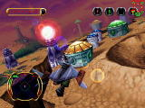 Invasion from Beyond PlayStation Mars Level - The Alien Base