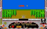 Hellfire Attack Atari ST Game start