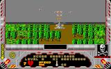 Hellfire Attack Atari ST Level 2 start