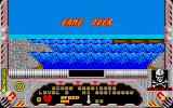 Hellfire Attack Atari ST Game over