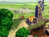 SaGa Frontier PlayStation Lute sets out to explore the world.