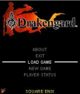 Drakengard J2ME Main game screen