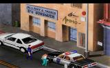 Police Quest: In Pursuit of the Death Angel DOS Arresting a drunk driver.