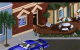 Police Quest: In Pursuit of the Death Angel DOS Stopping by the Blue Room.