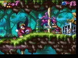 Rayman PlayStation Most enemies are no pushovers.