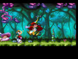 Rayman PlayStation Every now and then, Rayman receives a new ability from this fairy.