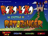 Roko-Loko no Castelo do Ratozinger Windows Title screen