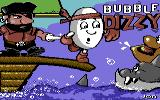 Bubble Dizzy Commodore 64 Title screen