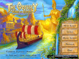 The Odyssey: Winds of Athena Windows Title Screen