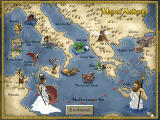 The Odyssey: Winds of Athena Windows Follow Odysseus' voyage on the map