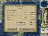 The Odyssey: Winds of Athena Windows Scores are calculated at the end of each level