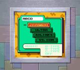 Tetris DX Game Boy Color Gameplay selection menu