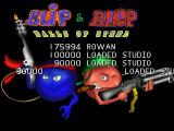 Blip & Blop: Balls of Steel Windows High Score table