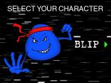 Blip & Blop: Balls of Steel Windows Character selection