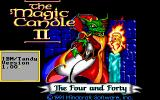 The Magic Candle II: The Four and Forty DOS Title screen (VGA)