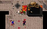 Ultima VII: Part Two - The Silver Seed DOS Looting corpses...