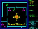 Rebelstar ZX Spectrum The Raiders' goal, the ISAAC computer, is heavily guarded