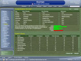 Worldwide Soccer Manager 2005 Windows A good training program is the backbone of a succesful team..