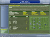 Worldwide Soccer Manager 2005 Windows Let's see what the assistant manager thinks.