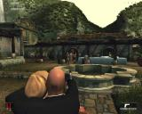 Hitman: Blood Money Windows The ability to use humans as shields is also a new game feature.